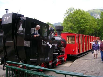 Schafbergbahn - Schafbergbahn