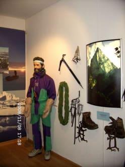 Michael Dacher - Kleinmuseum Klösterle