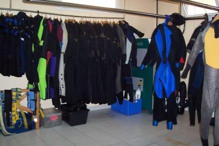 Ausrüstung - Tauchbasis Easy-Diving Costa Calma