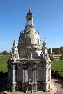Frauenkirche - Miniaturwelt Lichtenstein