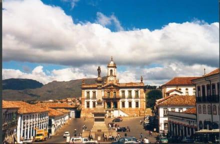 Ouro Preto - Museum Inconfidência