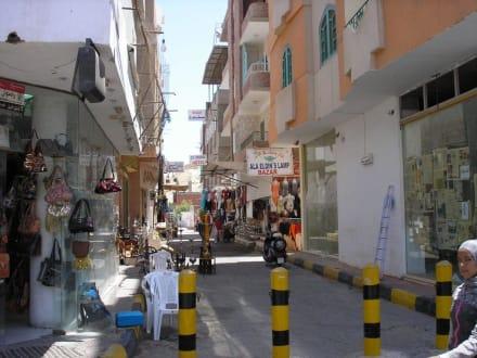 Shops in Hurghada - Einkaufen & Shopping
