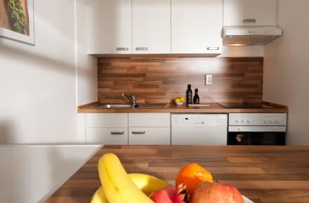 apartment 3 | küche - bilder berlin - Apartment Küche