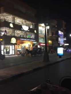 Dezember 2017 - Tagesausflug nach Luxor ab Makadi Bay