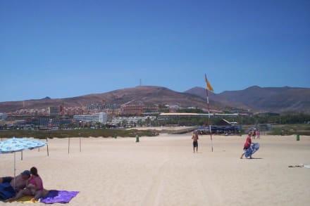 Am Strand - Strand Jandia