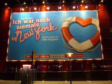 Musical Ich War Noch Niemals In New York Existiert Nicht Mehr In