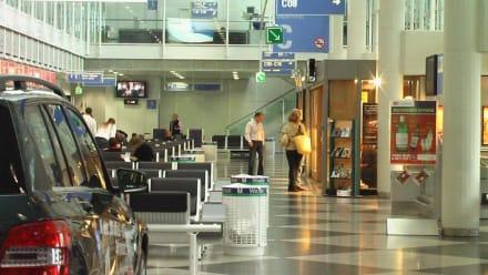 Gate C Halle - Besucherpark Flughafen München