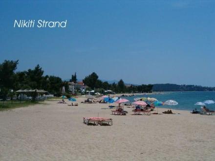 Nikiti Strand - Strand Nikiti/Elia