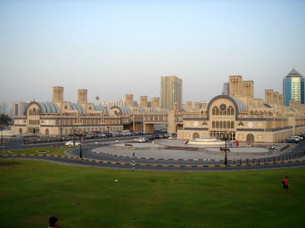 Sharjah Stadt - Blue Souk