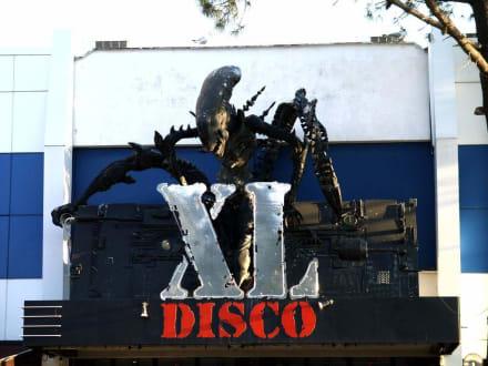 XL Disco im Zentrum vom Sonnenstrand - XL Disco (geschlossen)