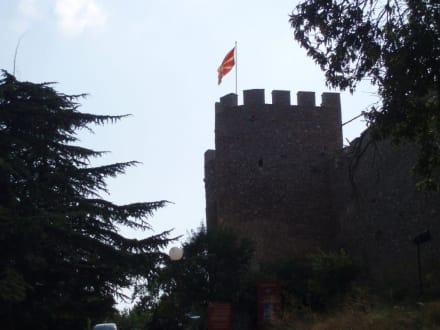 Ohrid - Samoilovi Tvrdini