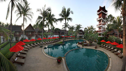 Swimming Pool at Amari Palm Reef Koh Samui -