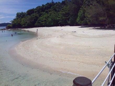 Strand/Küste/Hafen - Sapi Island