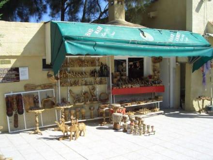 Souvenirshop - Einkaufen & Shopping