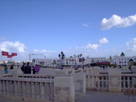 Tunis - Regierungssitz
