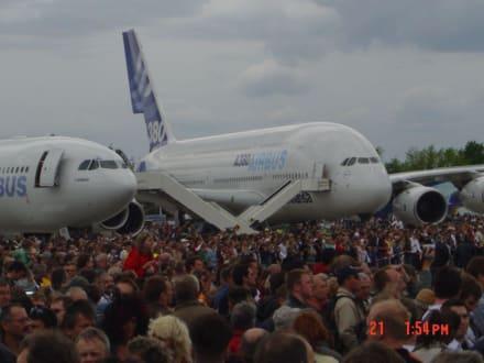 A380 - ILA Berlin Air Show