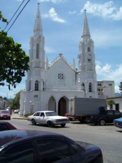 Kirche in Juan Griego - Kirche San Juan Evangelista