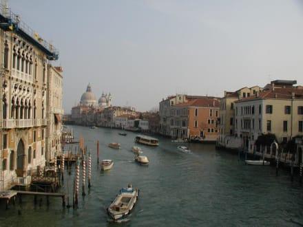 Carneval Venedig - Canale Grande