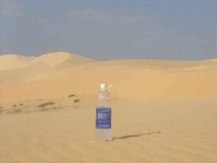 Durst! - Sanddünen