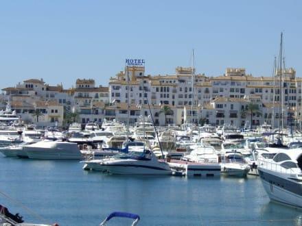 Hafen von Puerto Bnus - Hafen Puerto Banus