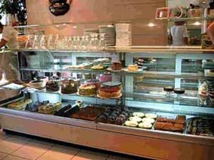 ...und noch mehr ... mmmh - Cafe Salman