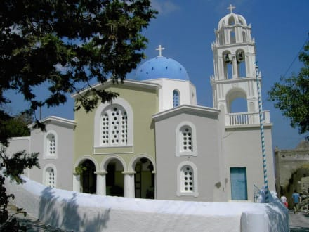 Messa Gonia - Insel Santorin