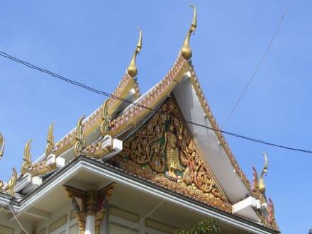 Nagas gen Himmel - Wat Sothon