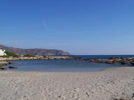 Sonne Strand und viel Meer - Strand Elafonisi/Elafonissi