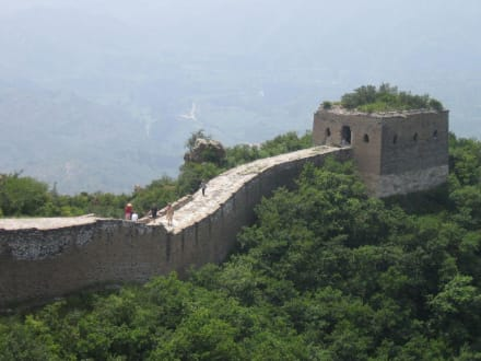 Grosse Mauer Simatai - Chinesische Mauer