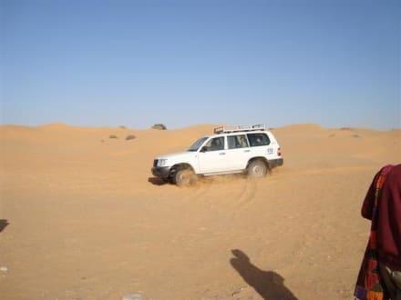 "Jeep-Tour ""Berber und Nomaden"" - Sahara"
