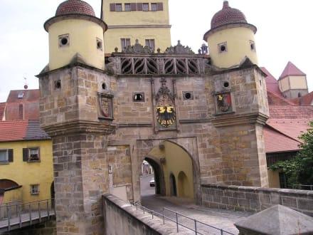 Stadttor - Ellinger Tor