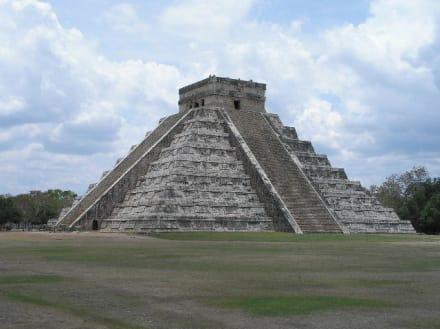 Pyramide des Kukulkan - Ruine Chichén Itzá