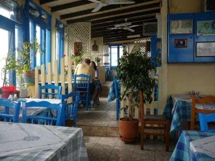 Alkyona Restaurante - Kraterwanderung Thira