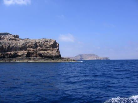 Sonstige Sehenswürdigkeit - Strand Gramvoussa