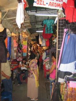 Der Nachtmarkt von Chiang Mai. - Nachtmarkt