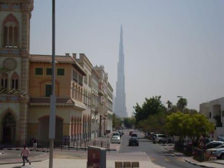Stadtrundfahrt   - Burj Khalifa