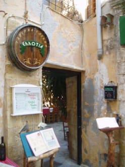 Taverne - Altstadt Chania