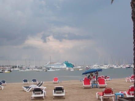 Strand - Strand San Antonio/San Antoni de Portmany