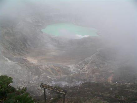 Vulkan Poas - Nationalpark Vulkan Poas