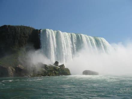 Niagara Falls - Niagarafälle / Horseshoe Falls