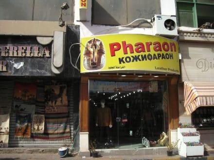 Einkaufsparadies? - Zentrum Hurghada