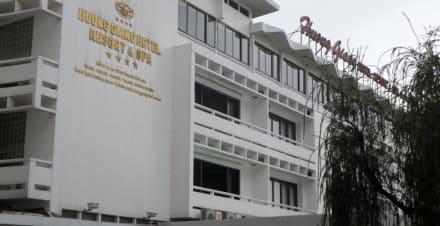 Vue - Hotel Huong Giang