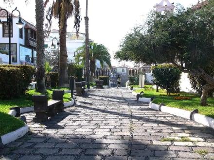 Puerto de la Cruz - Strandpromenade San Telmo