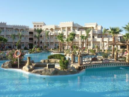 Außenansicht - Albatros Palace Resort