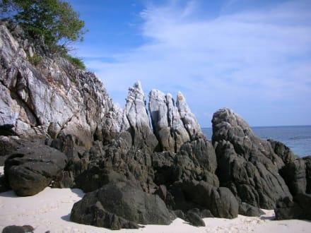 Zwischen Phuket und Krabi - Phi Phi Lee