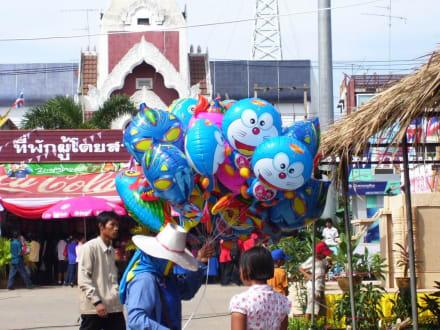 Tempelfestival - Khmer Tempel