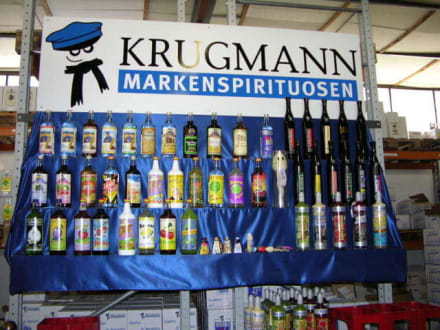 Besichtugung der Kornbrennerei - Brennerei Krugmann