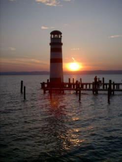 Podersdorfer Leuchtturm - Podersdorfer Leuchtturm
