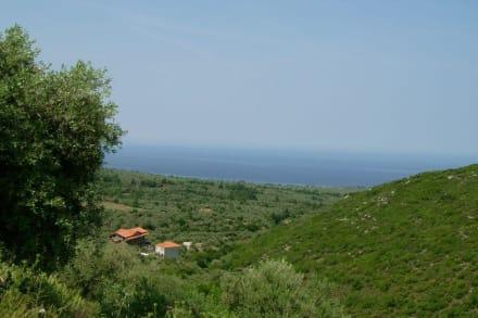 Ausblick von Kallirachi - Kallirachi