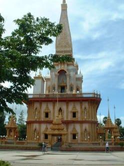 Wat Chalong auf Phuket - Wat Chalong